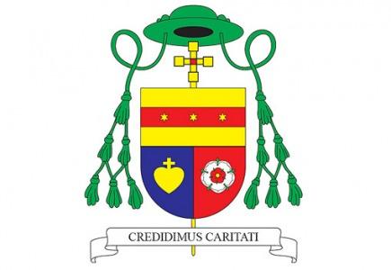 Wappen Weihbischof Dr. Hegge